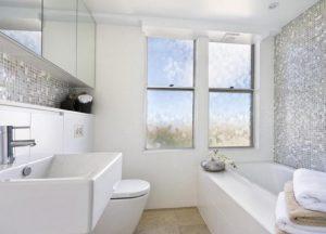 Antislip is zeer geschikt voor badkamers