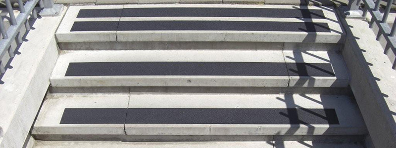 Antislip voor alle bestaande trappen