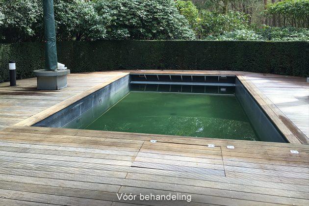 Veilig zwemmen? Koop  dan coating voor uw vloer/vlonder