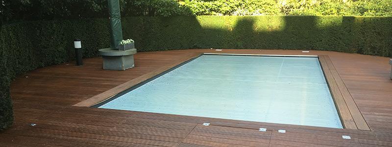 Vloercoating voor uw zwembad omgeving